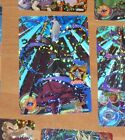 DRAGON BALL Z DBZ DBS HEROES GOD MISSION CARD PRISM CARTE CP HGD8-CP4 JAPAN M