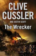 The Wrecker By  Clive Cussler, Justin Scott. 9780718154646 *BRAND NEW BOOK*