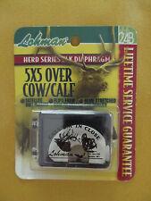 New Lohman 5 x 5 Over Cow/Calf Herd Series Elk Diaphragm Call, #24B