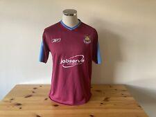 West Ham United MINT Home Shirt Medium 2003/2004/2005 Vintage Football Retro