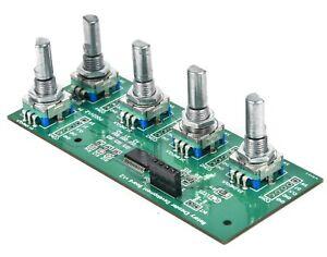 5x Rotary Encoder Development Expansion Board I2C Arduino