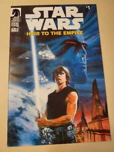 Star Wars Heir to the Empire #1 Hasbro Comic Pack 25 Variant Thrawn Darkhorse