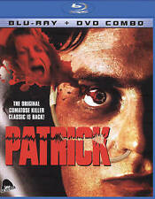Patrick Blu-Ray/DVD NEW Severin