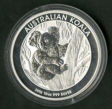 Australia Coins 2013 HUGE 10oz Silver Koala NO RESERVE!
