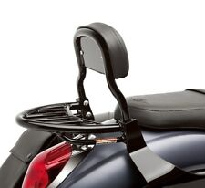 Kawasaki Vulcan 900 Custom Luggage Rack in Black - Fits 2007 - 2018 - New