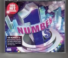 (HT560) 100 Number 1s, The Ultimate Collection - 2013 CD set