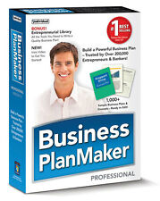 Business PlanMaker Professional 12.0 Individual Software, Report Chart Project