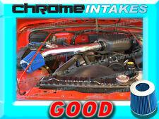 BLACK BLUE 97 98 99-02 JEEP WRANGLER SE/SPORT/SAHARA 2.5L I4 AIR INTAKE KIT TBH
