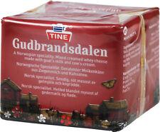 Gjetost 250g Gudbrandsdalen Brunost Braunkäse Karamellkäse Molkenkäse Norgold