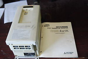 Mitsubishi FR-A240-1.5K-UL, 3ph, 460V, 50/60hz,  2-3hp  Inverter Drive,