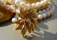 Van Cleef & Arpels 18kt Yellow Gold Pin Brooch, Vintage, French, FINE, RARE! VCA