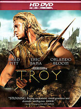 Troy [HD DVD] Brad Pitt  DISC & COVER ART ONLY NO CASE EXCELLENT CONDITION