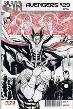 Avengers #29 Frank Cho 1:10 Variant Original Sin