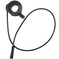 Thumb Throttle for Bafang Mid Drive Motor E-Bike Conversion Kits 36V 48V 52 S8D4