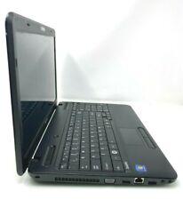 Toshiba Satellite C650D AMD E-300 4GB RAM 320GB DVDRW Windows 10 Laptop Webcam