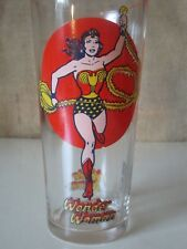 Wonder Women VIntage Pepsi Super Hero series glass
