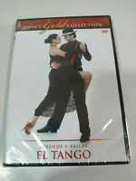 Aprende a Bailar el Tango Dance Gold Collection DVD Español Region All Nueva AM