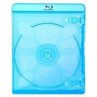 NEW! 10 Premium VIVA ELITE Or ECO Single Disc Blu-ray Cases - Holds 1 Disc