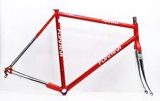 Telaio Fontana - vintage steel frameset Dedacciai tubing size 54