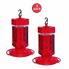 2-Pack First Nature HummingBird Feeder 3055 Easy Clean 32 oz.