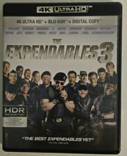 The Expendables 3 (DVD, 2017, Canadian 4K Ultra HD, Blu-ray)