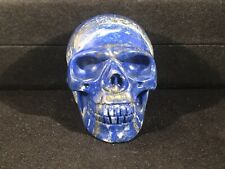 Beautiful Quality Lapis Lazuli Skull, 108 Grams, (Third Eye/Pineal Gland)