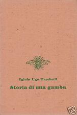 Iginio Ugo Tarchetti-Storia di una gamba.