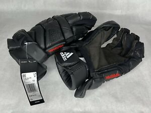 NEW Adidas Freak Flex GG Goalie Gloves Climacool Lacrosse Men's SZ 13 - CF9662