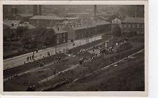 ROCHDALE MEMORIAL GARDENS: Uncaptioned Lancashire postcard (C7727)
