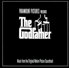 Nino Rota - The Godfather - Der Pate SOUNDTRACK / OST MCA RECORDS CD