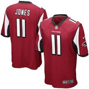 Julio Jones Atlanta Falcons Nike Youth Team Game Player Jersey - Red