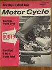 Vintage Motor Cycle Magazine October 1963 Suzuki 246 T10 Royal Enfield Bullet picture