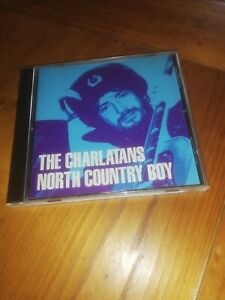 The Charlatans- North Country Boy CD 1997