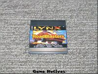 RoadBlasters - Atari Lynx - Game Only - FREE SHIPPING!