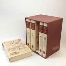 Folio Society Charles Dickens Box Set (Hardcover) Five Volumes in Slipcase 1994