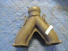 NEW NOS OEM POLARIS EXHAUST COLLECTOR Y PIPE YPIPE STAR, SS440 1260452