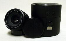 CPC Phase 2 CCT f/3.5 - 4.5 28-50mm Zoom Lens SLR Camera DSLR Pentax K Micro 4/3
