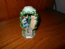 New listing Franklin Mint Click Your Heels Limited Edition wizard of oz collectible egg