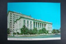 600) TOPEKA KS ~ MEMORIAL BUILDING ~ HOME OF THE KANSAS STATE HISTORICAL SOCIETY