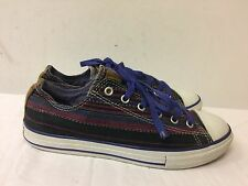 Chuck Taylor Converse All Star junior Ox Summer Crafted Athletic Shoes size 5