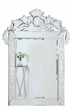 MURANO VENETIAN STYLE WALL MIRROR VANITY BEDROOM LIVING DINING ROOM BATHROOM BAR
