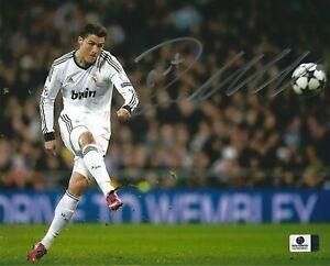 CRISTIANO RONALDO SIGNED AUTOGRAPHED 8 x 10 PHOTO w COA Juventus Soccer Portugal