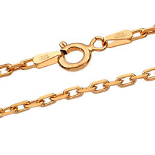 Rolo Chain - 925 Sterling Silver - 1.00-2.00 mm 16,18,20,22,24,26,28,30 in