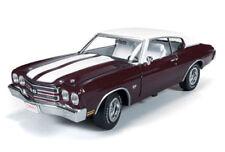 Auto world 1:18 AMM1011 - Chevrolet Chevy Chevelle SS 1970
