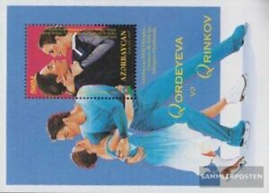 Aserbaidschan block34 (complete issue) unmounted mint / never hinged 1998 Olympi