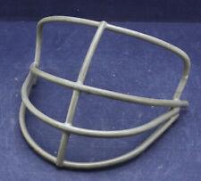 Vintage 1970s 1980s Lester Hayes Riddell Njop Football Helmet Facemask > Grey