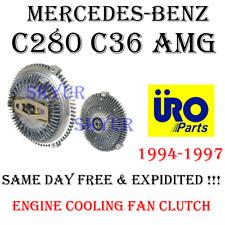 94-97 MERCEDES C280 C36 AMG Engine Radiator Cooling Fan Clutch URO