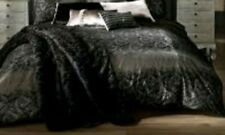 Kylie At Home Orion Bed Throw Black Limited Edition Bnib Minogue luxury