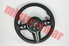 NEW BMW M SPORT STEERING WHEEL VIBRATION DSG 2010-2015 M3 M4 F30 F31 X5 X6 3010