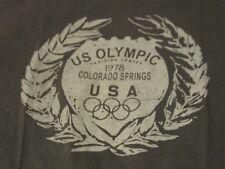 US OLYMPIC Training Center 1978 Colorado Springs USA (SM) T-Shirt
